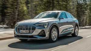Audi e-tron Depreciation
