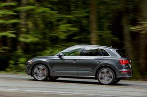 Audi SQ5 Depreciation