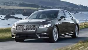 Lincoln Continental Depreciation