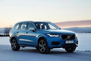Volvo XC90 Depreciation