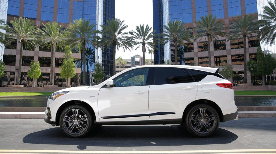 Acura RDX Costs of Ownership