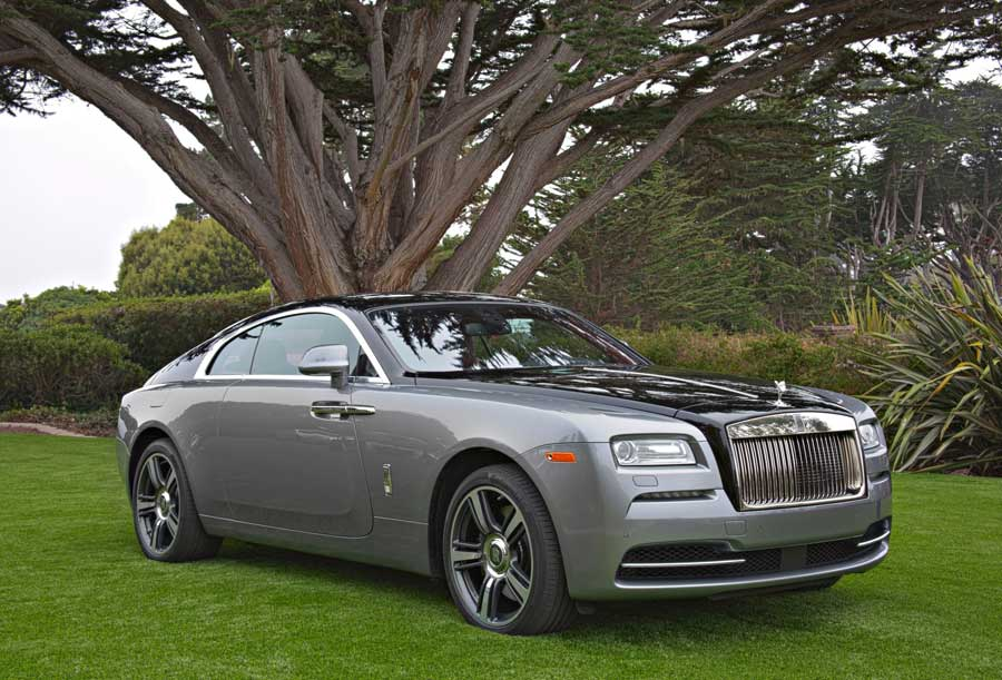 Our Favorite Rolls-Royce Wraith Photo