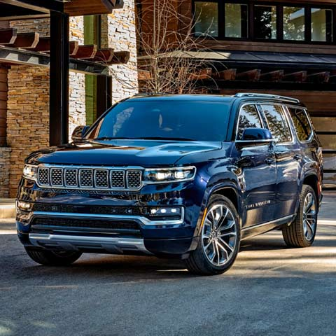 The New Jeep Wagoneer: 2022 Model Preview