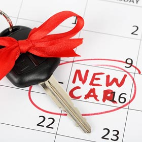 What is the best day to buy a car?