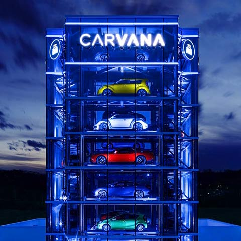 Carvana Stock Price:  The Case Against CVNA